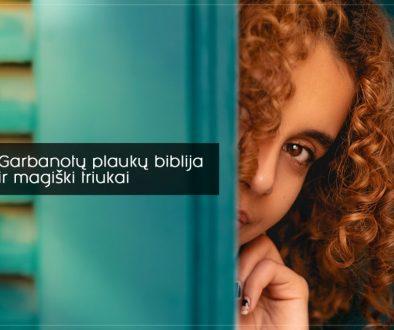 garbanotu plauku biblija